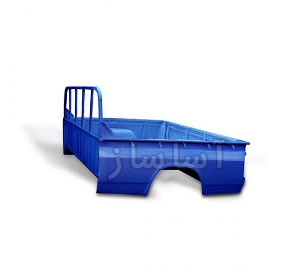 اتاق عقب  دوگانه سوز آبی